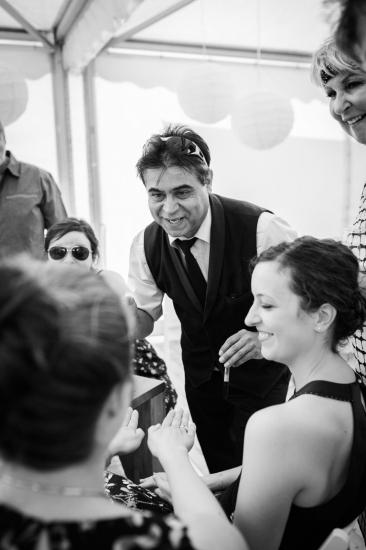 Zauberer-Hamid-Mostofi-Hochzeiten Trier