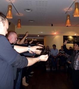 Hypnoseshow mit Hamid Mostofi Trier