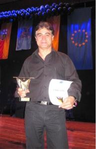 Deutschen Medien Show Preis Hamid Mostofi