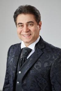 Magier & Entertainer Hamid Mostofi