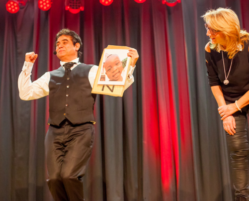 Magic Dinnershow Zeltingen-Rachtig