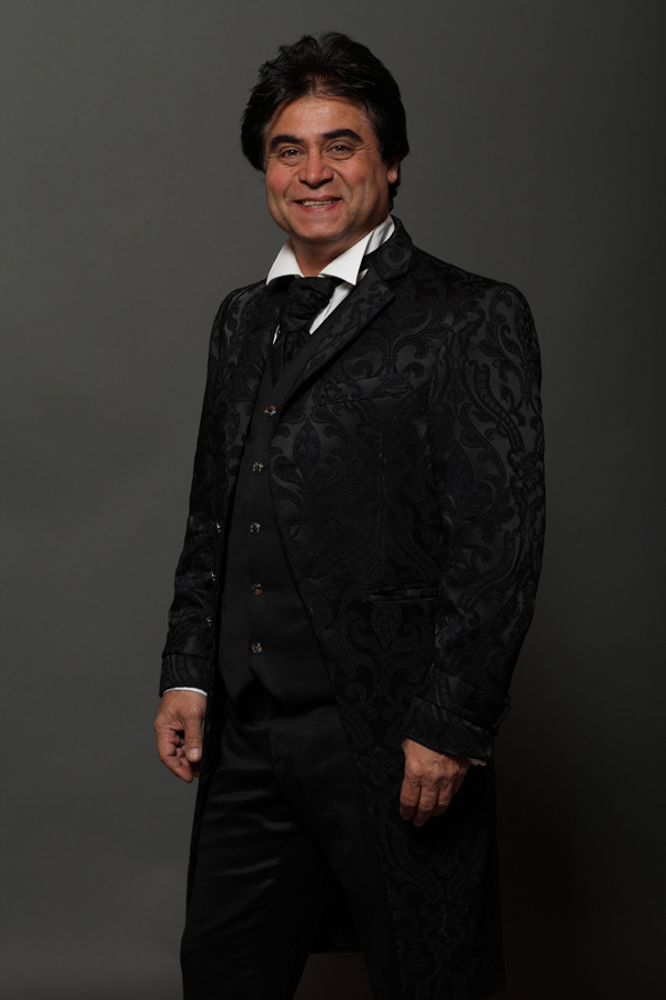 Magier Hamid Mostofi aus Trier