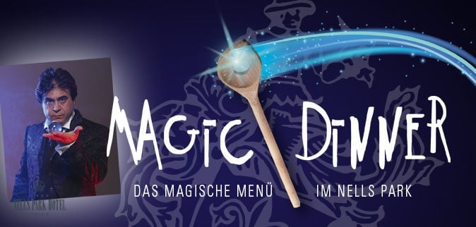 magic dinner Nells park hotel