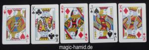 Karten vorhersage Hamid Mostofi