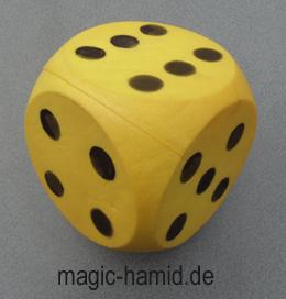 Zaubertrick mit Zahlen